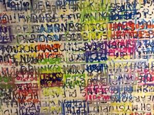 word mural